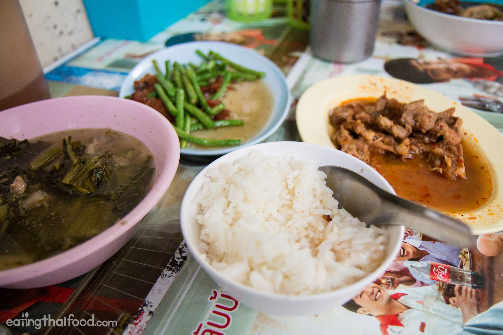 Old School Thai Chinese food