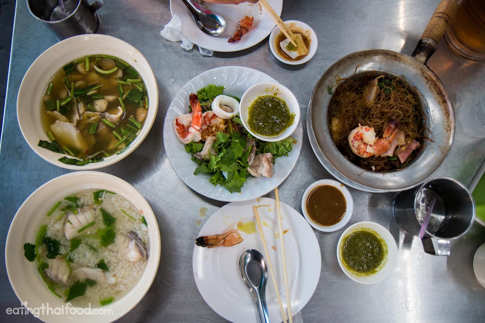 ร้านเฮียหวานข้าวต้มปลา