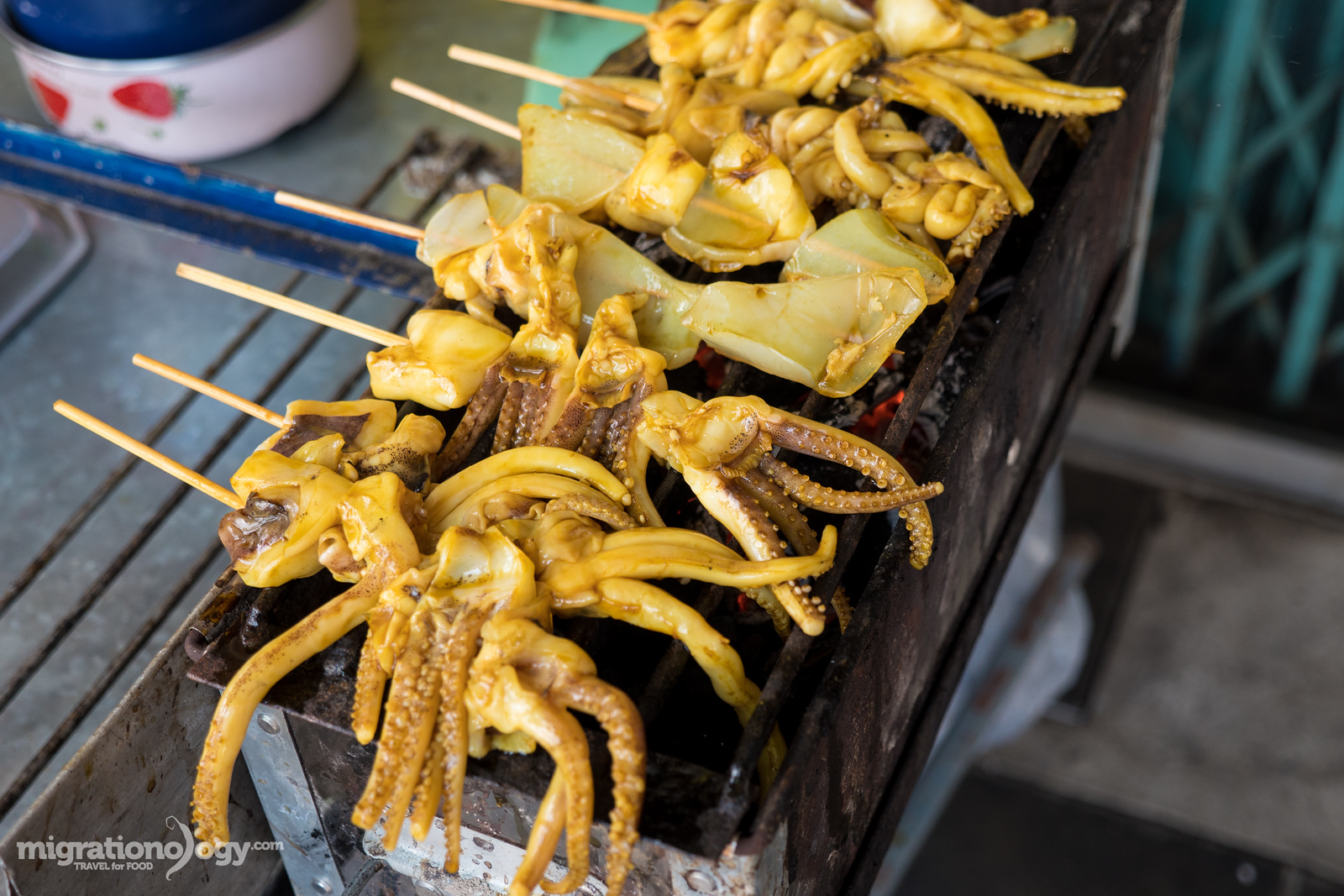 Thai squid