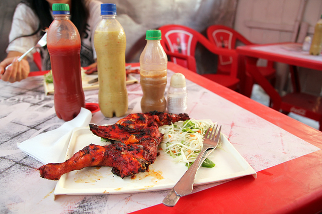 IMG 3021 640x427 Mukhys grilled tandoori chicken and sauces you cant resist!