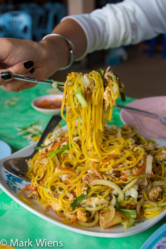 mae salong visit 32 X2 Yunnanese Restaurant in Mae Salong, Chiang Rai (ร้านอิ่มโภชนา)