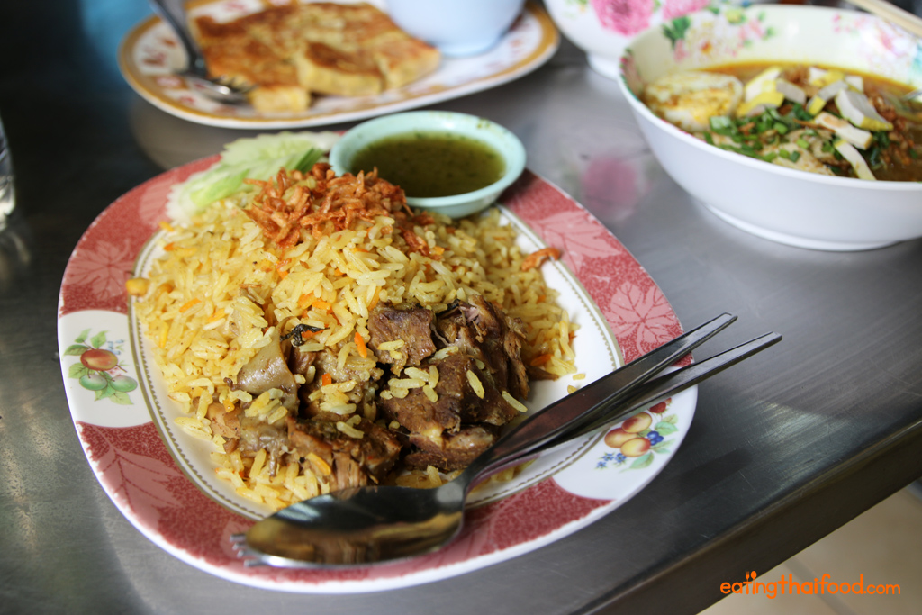 best Halal food in Bangkok