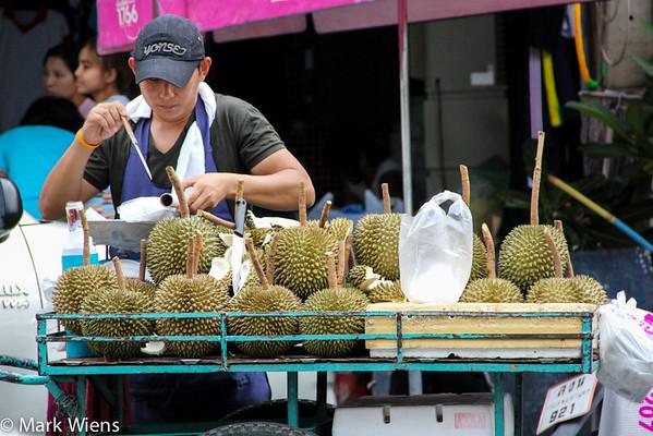 Sam Yan Market in Bangkok