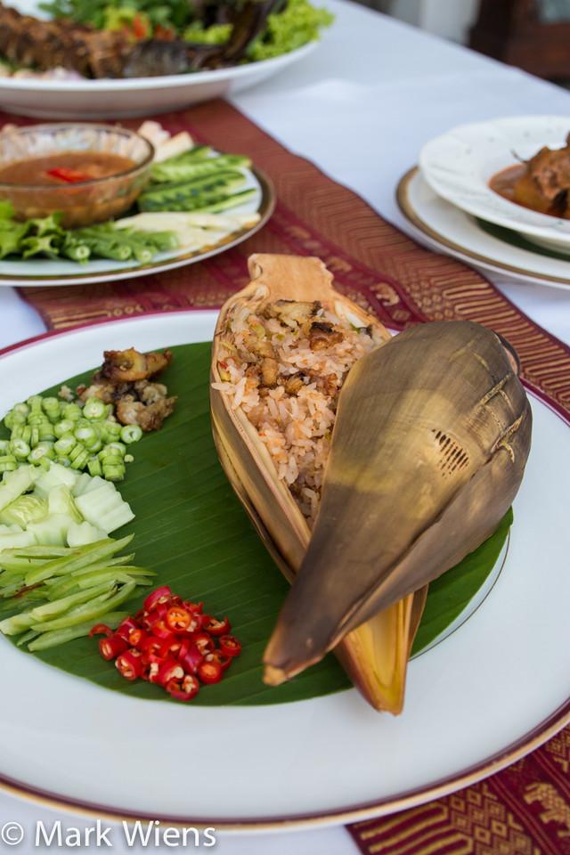 Royal Thai food