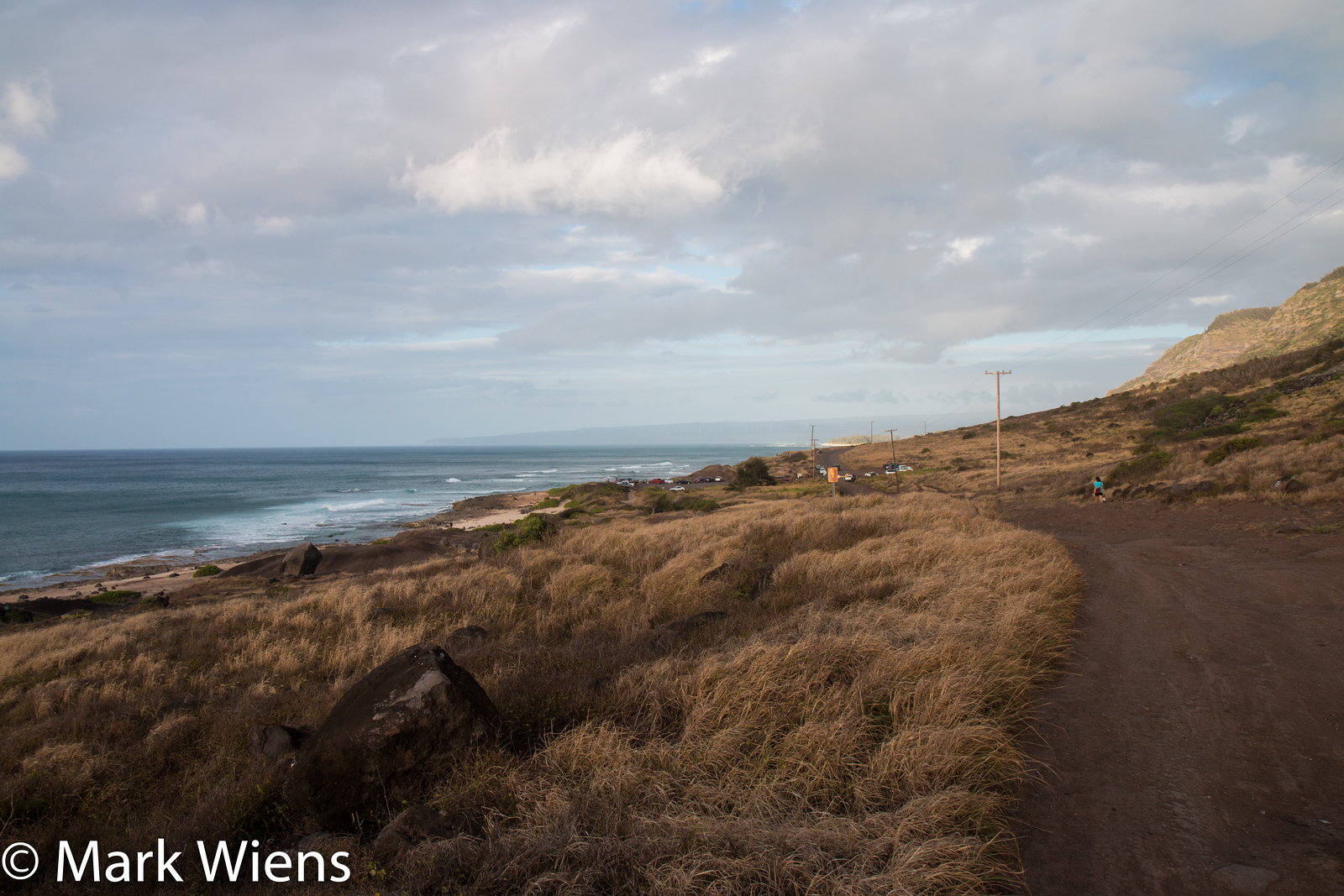 how long does the kaena point hike take