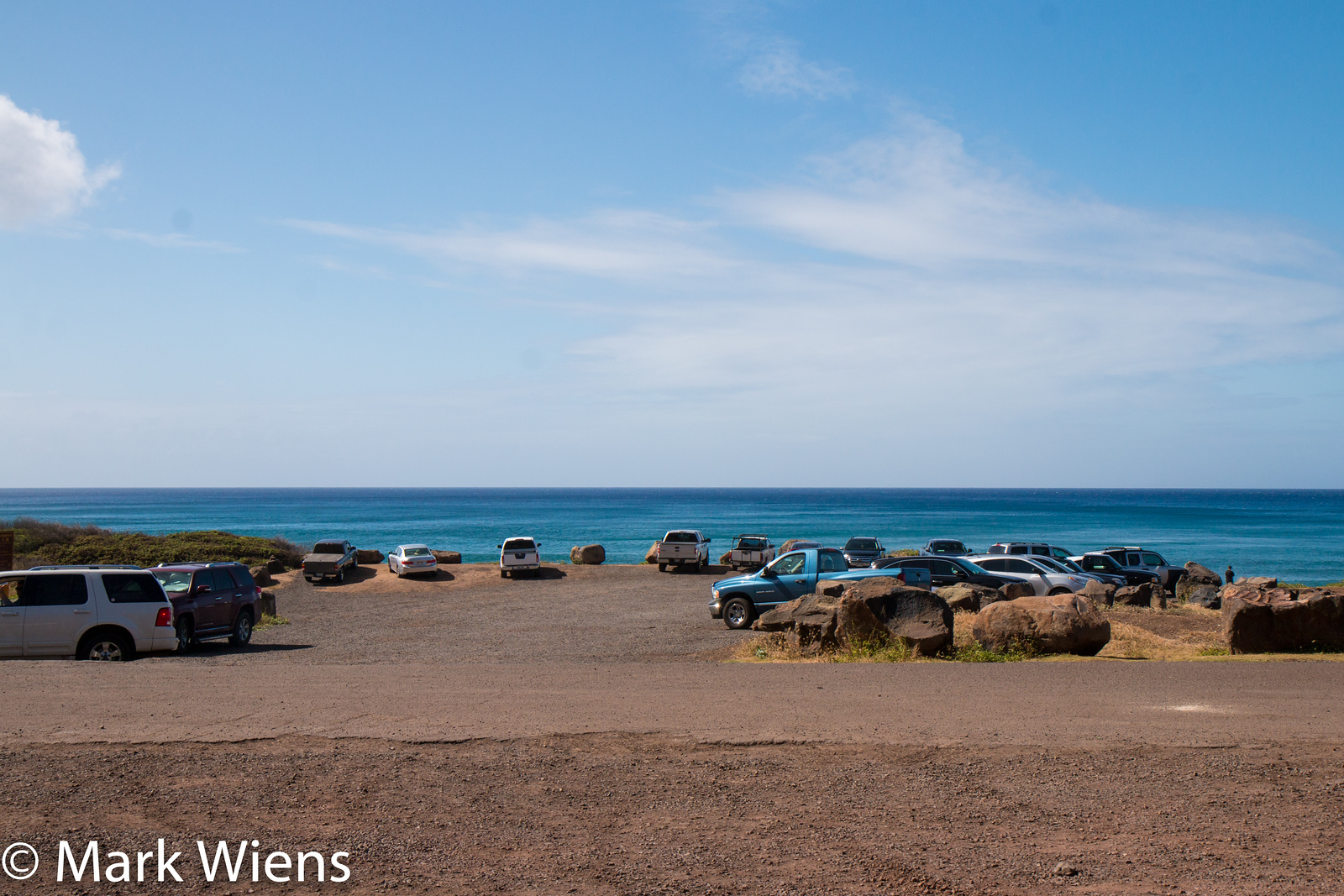 how to hike kaena point