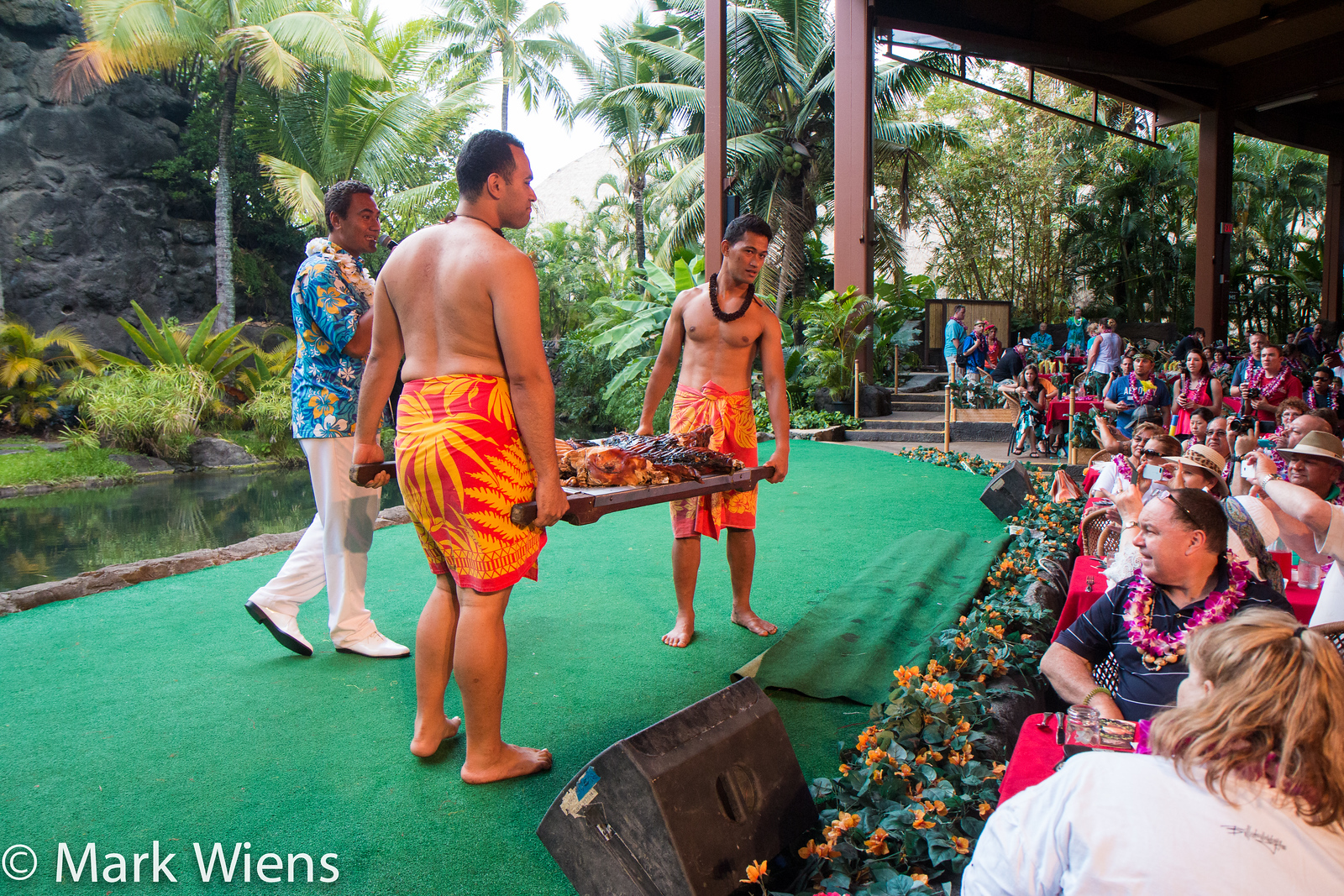 Luau at the Polynesian Cultural Center