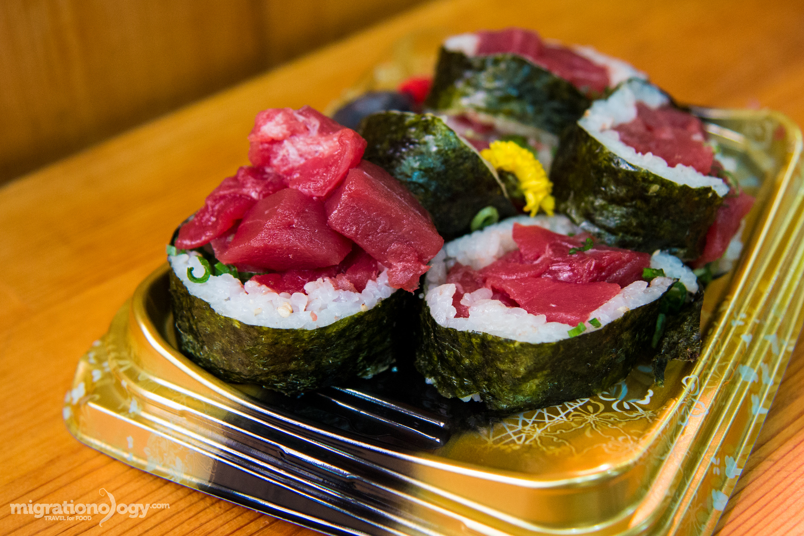 tuna in Japan