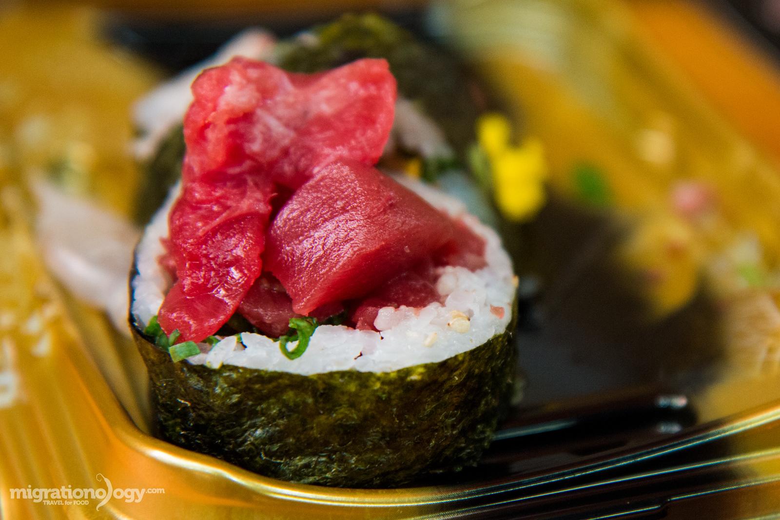 tuna in Osaka