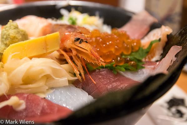 Uoriki Kaisen Sushi