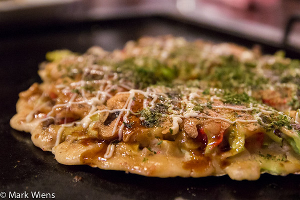 okonomiyaki M The Ultimate Tokyo Travel Guide for Food Lovers