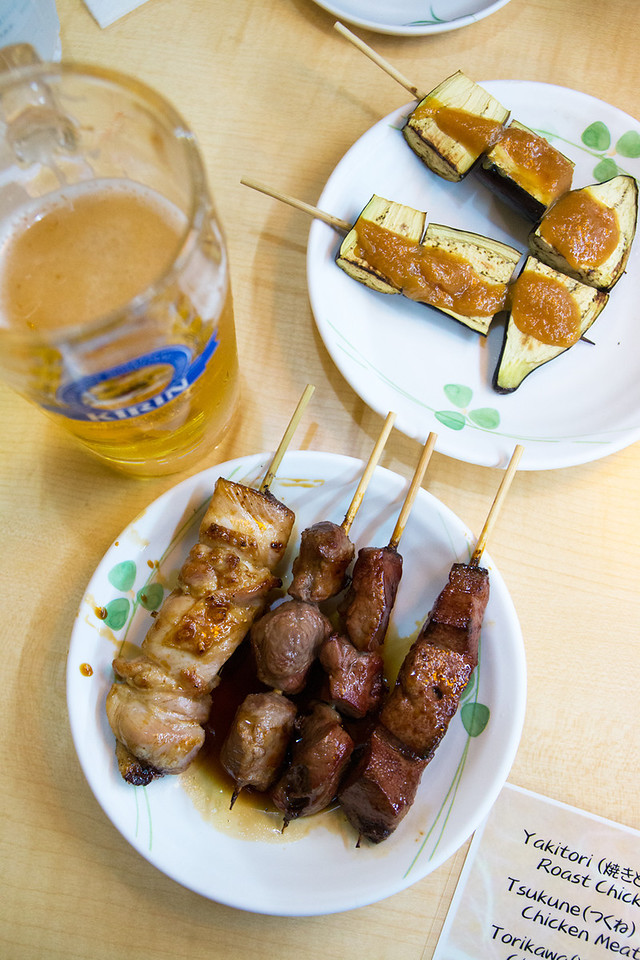 izakaya yakitori ton ton X2 For Grilled Meat on Stick, Japanese Have it Figured Out
