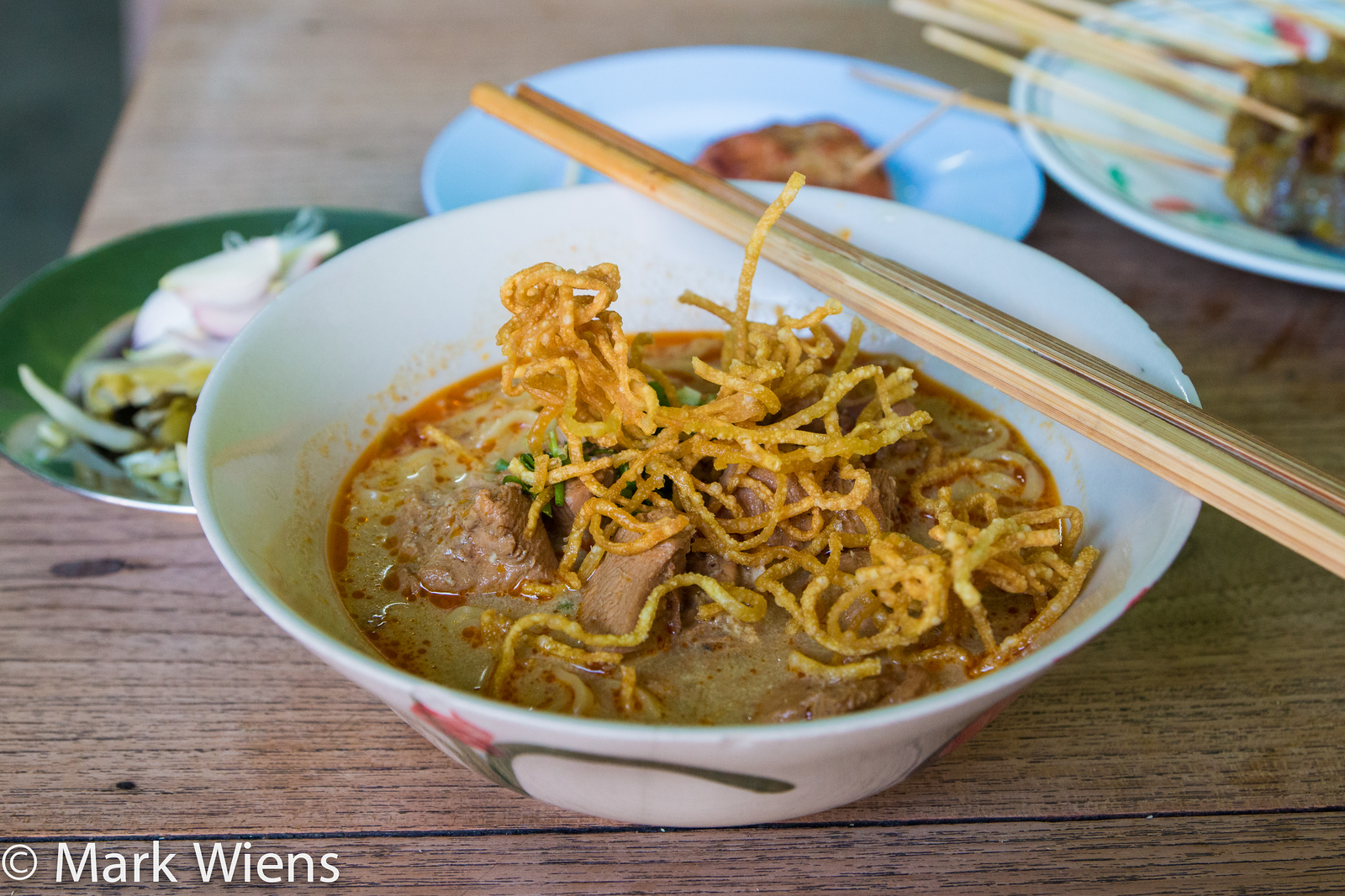 best khao soi in Thailand