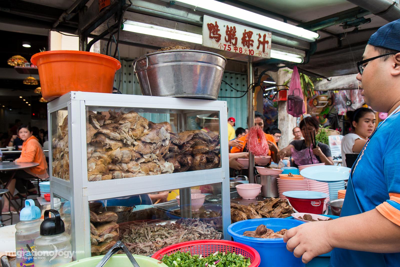 kway chap in Penang