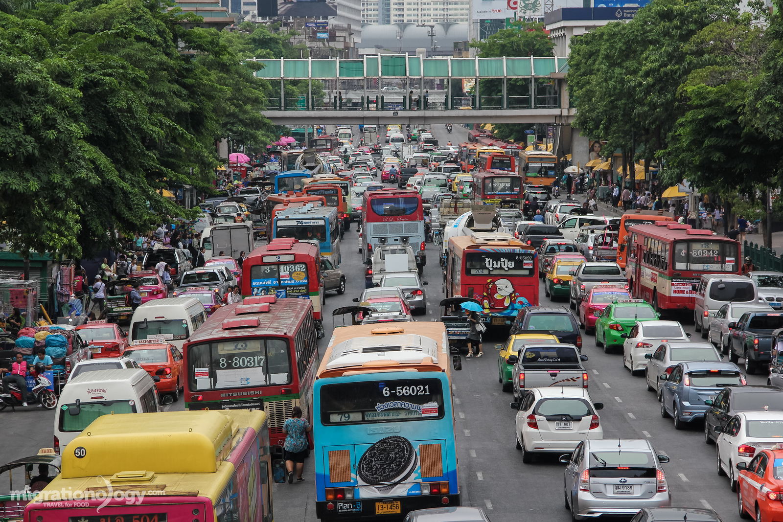 travel safety for Bangkok