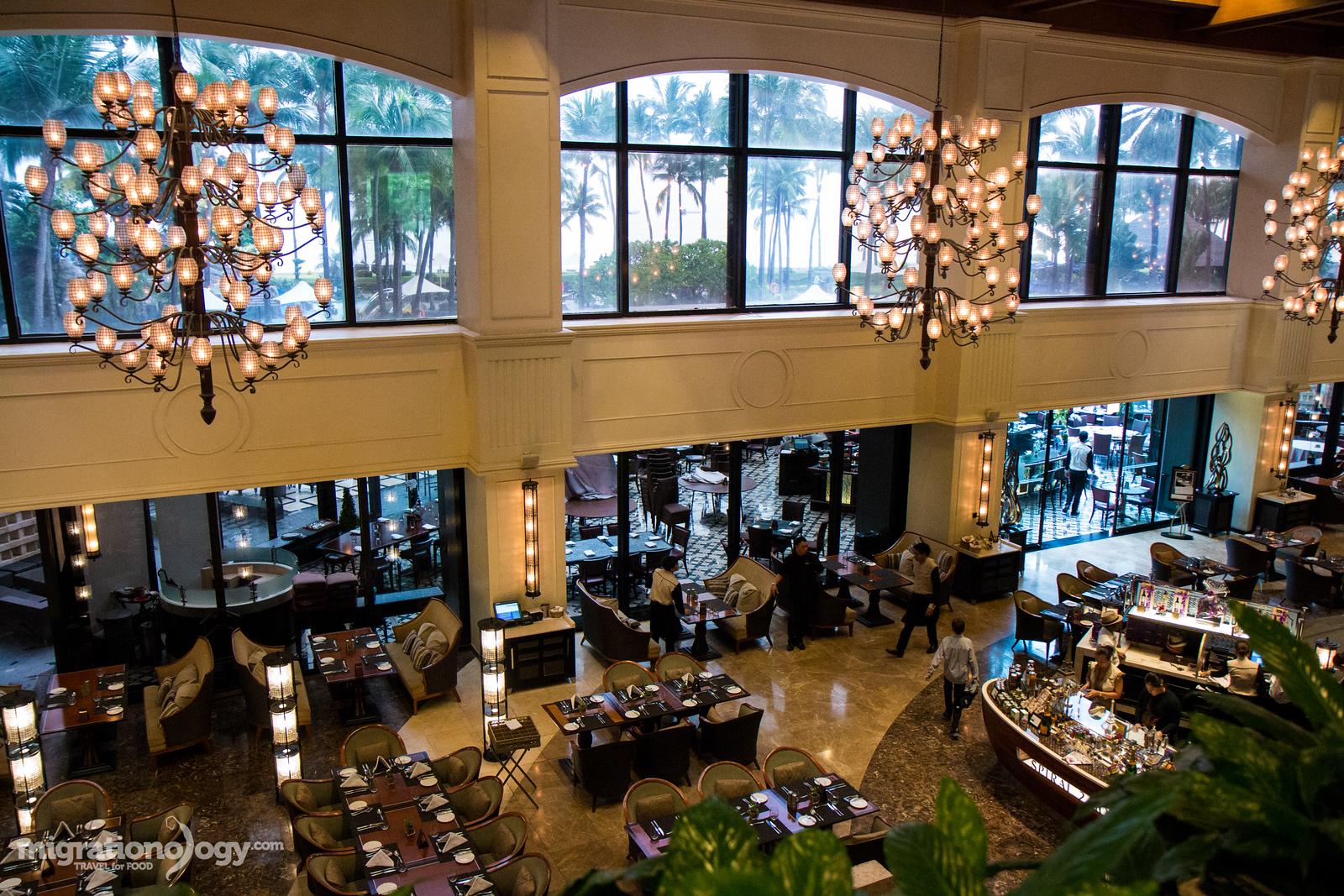 Spiral Buffet Sofitel Philippine Plaza Manila