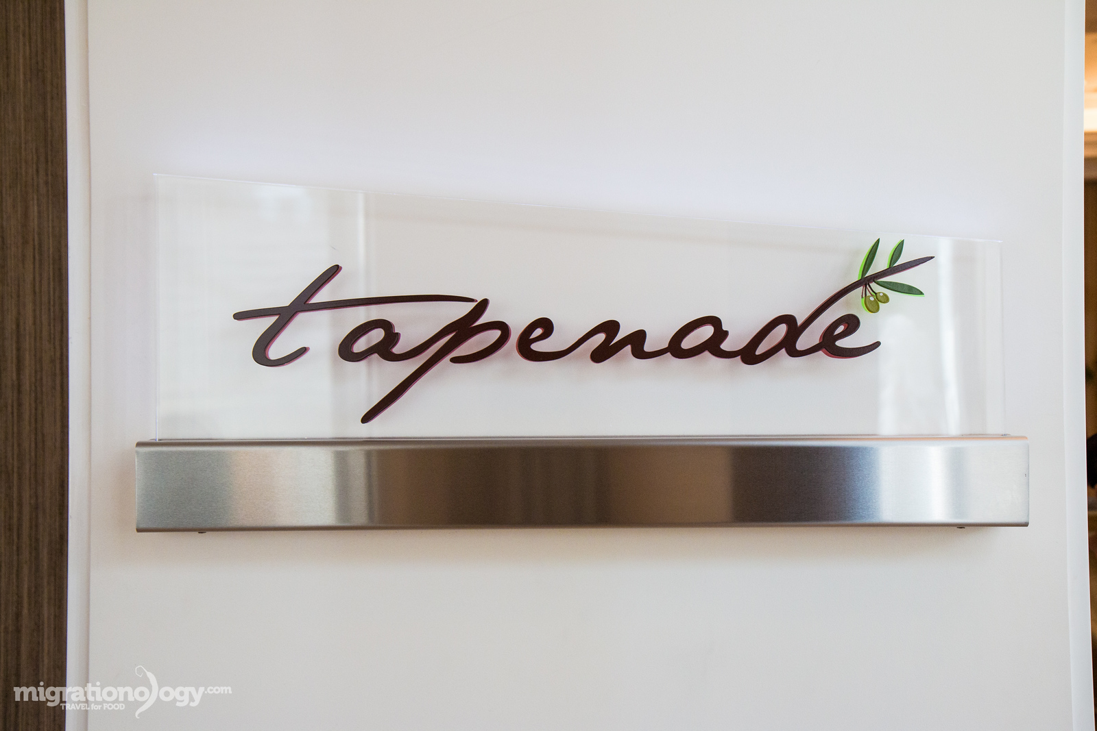 Restaurant Tapenade