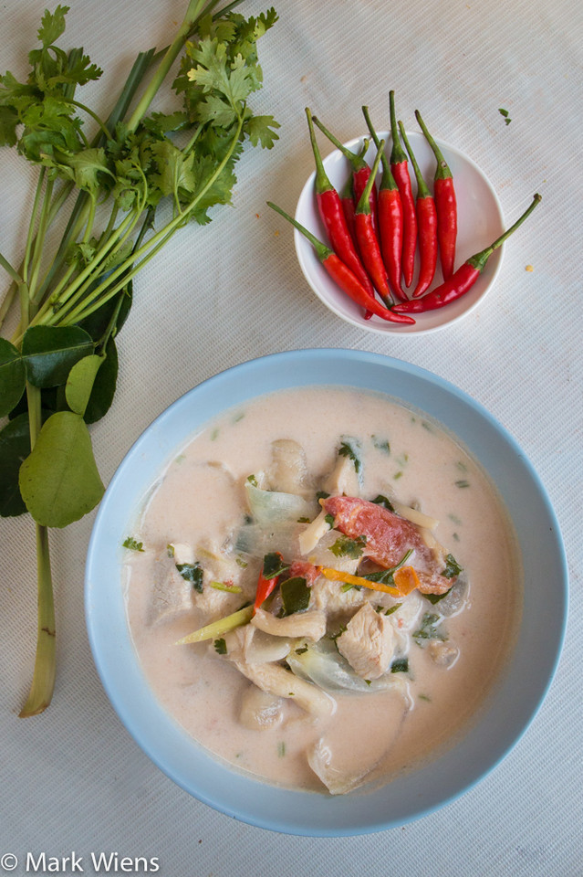 tom kha gai recipe 11 X2 Tom Kha Gai Recipe (วิธีทำ ต้มข่าไก่)   Authentic Thai Style