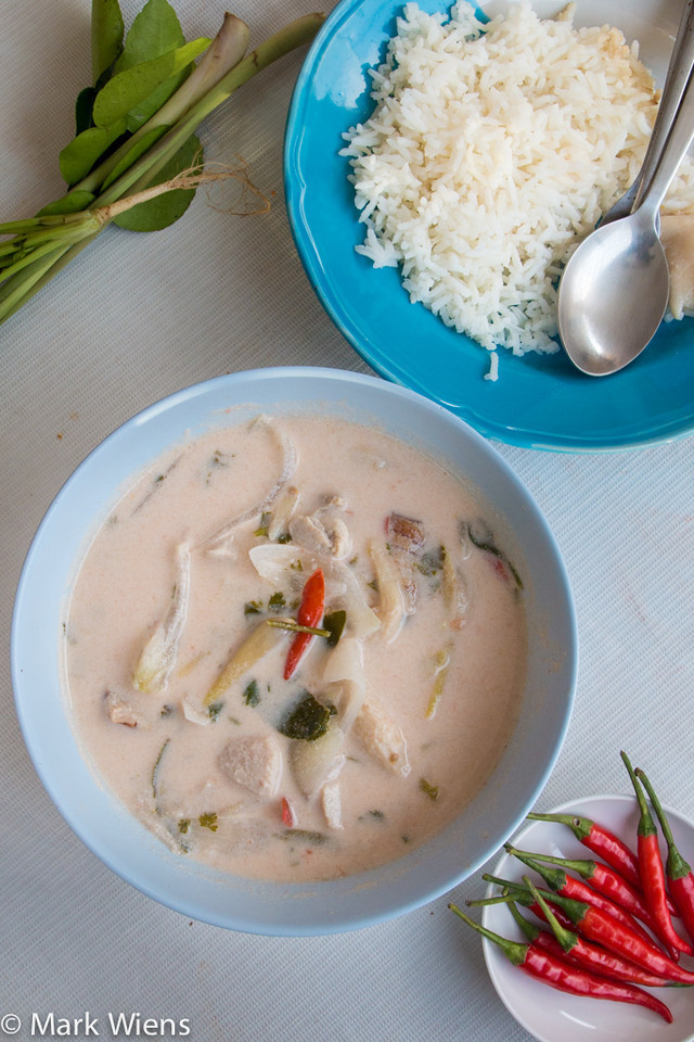 tom kha gai recipe 15 X2 Tom Kha Gai Recipe (วิธีทำ ต้มข่าไก่)   Authentic Thai Style