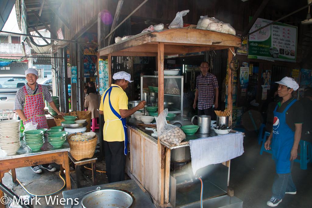 restaurants Lampang