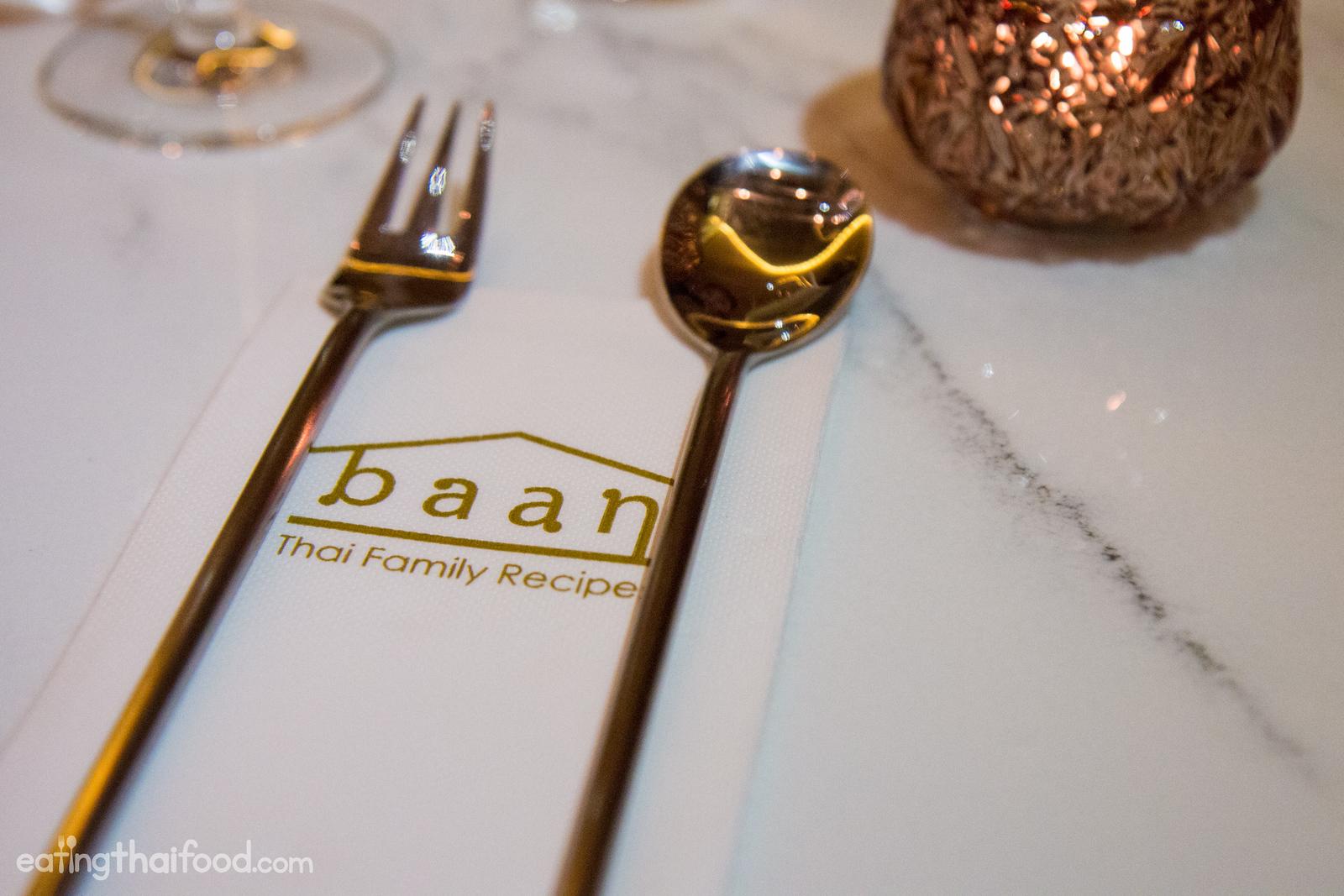 Baan Thai Family Recipes - Bangkok restaurant