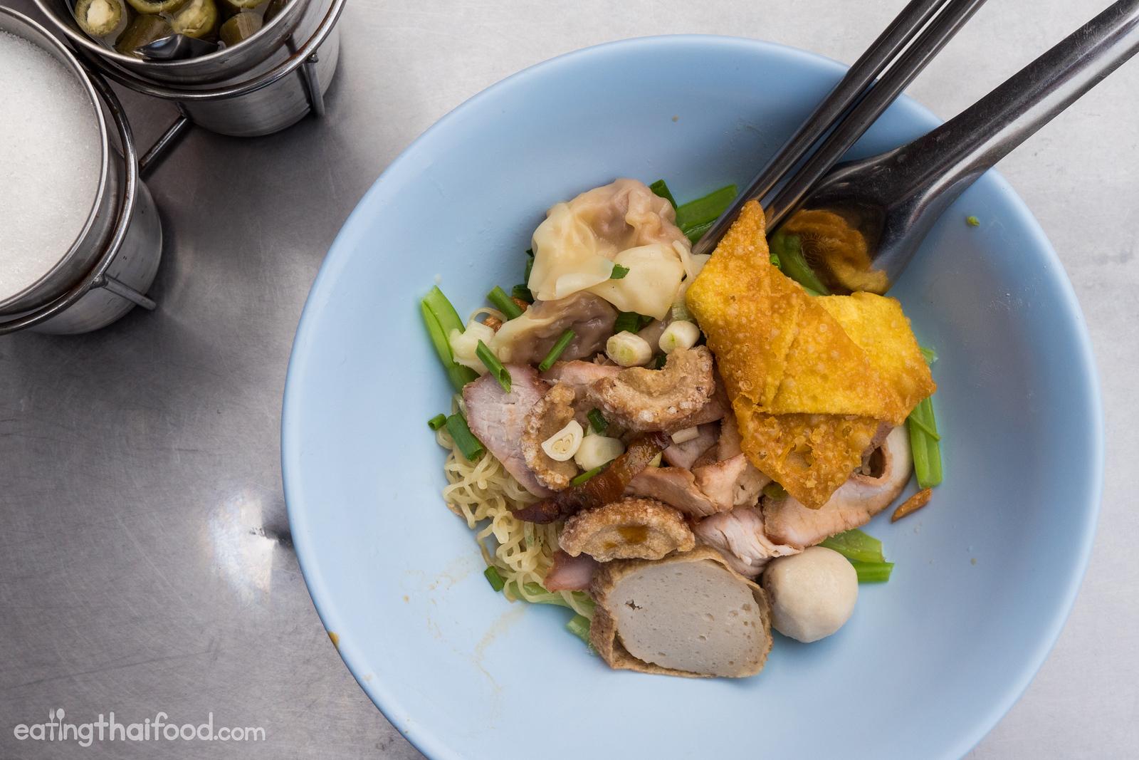 best Thai street food