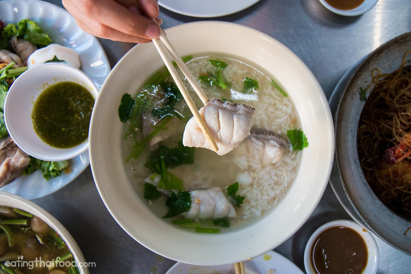 Hia Wan Khao Tom Pla (ร้านเฮียหวานข้าวต้มปลา)