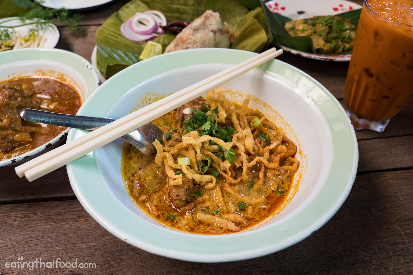best khao soi in Bangkok
