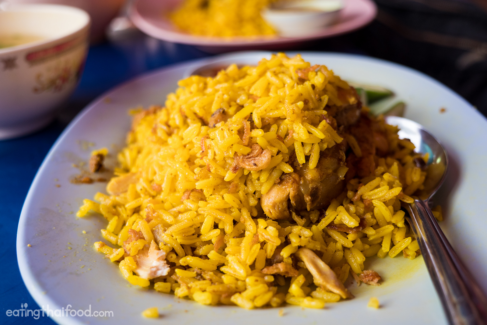 best Thai chicken biryani