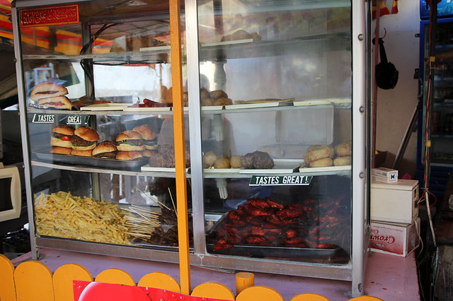 The universal street food cabinet