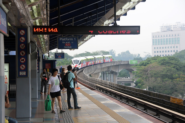 Transportation in Kuala Lumpur