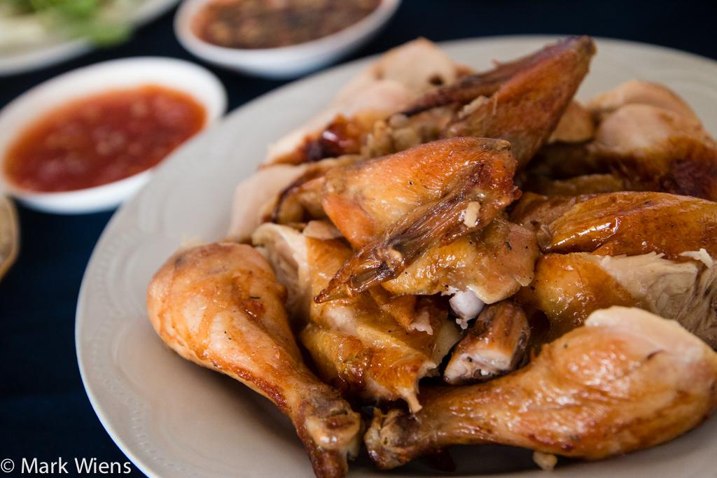 Thai grilled chicken