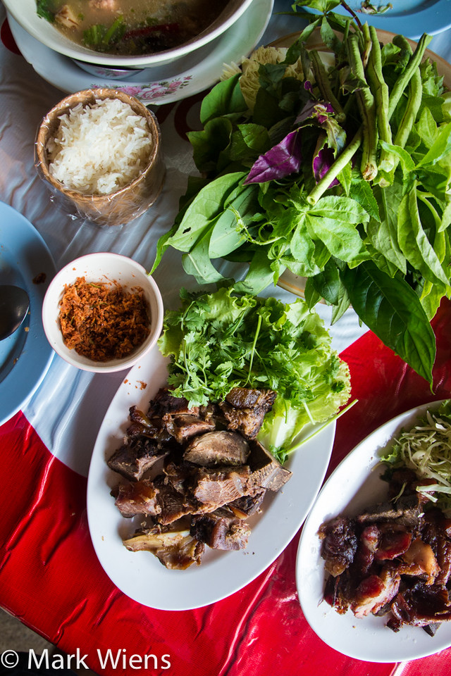 meat in Thailand