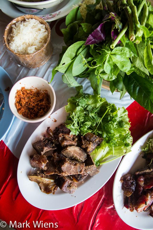 Thai stickyr rice