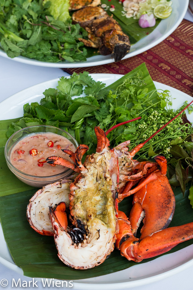 Lobster in Bangkok
