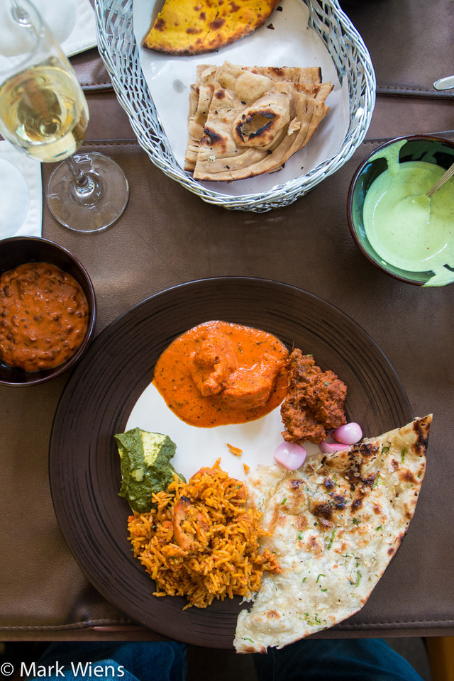 Indian Host restaurant in Bangkok