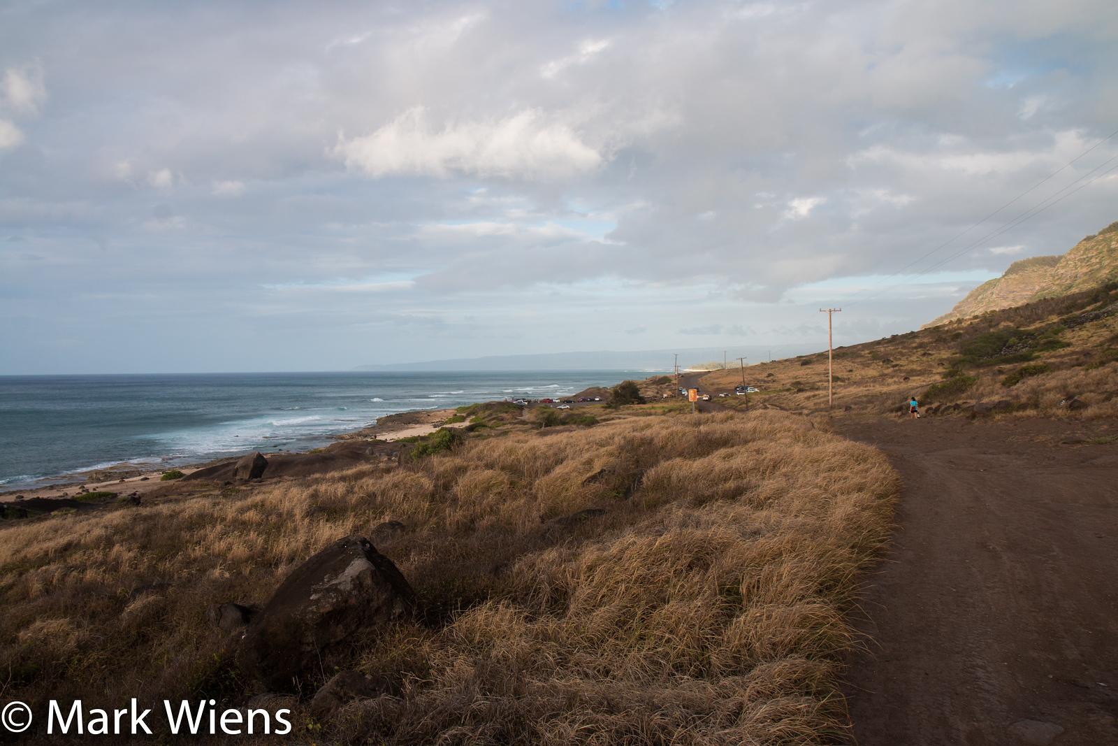 how long does the kaena point hike take