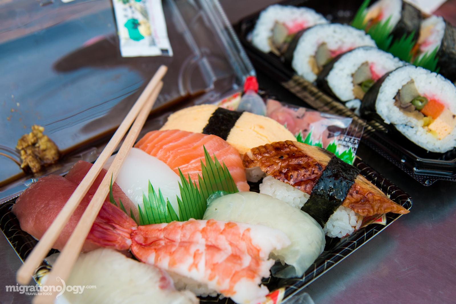 budget eats in Osaka