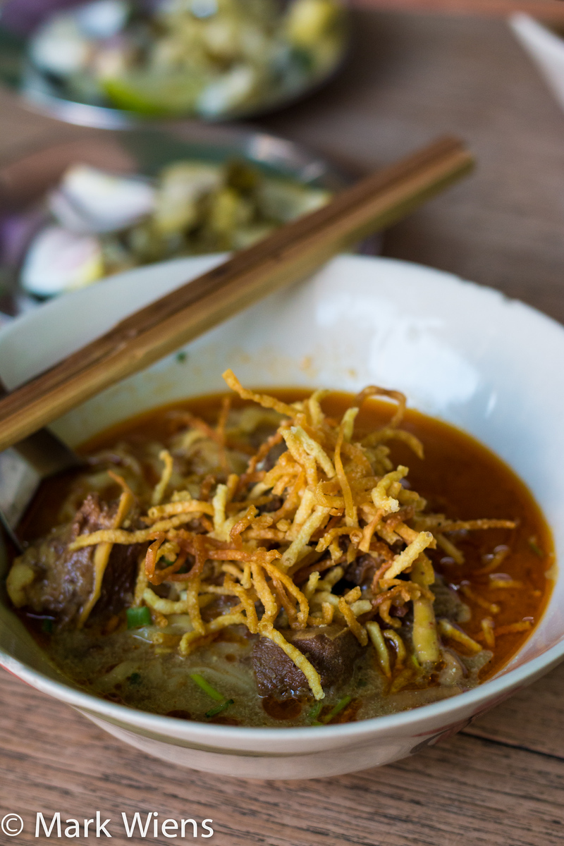 best Thai khao soi