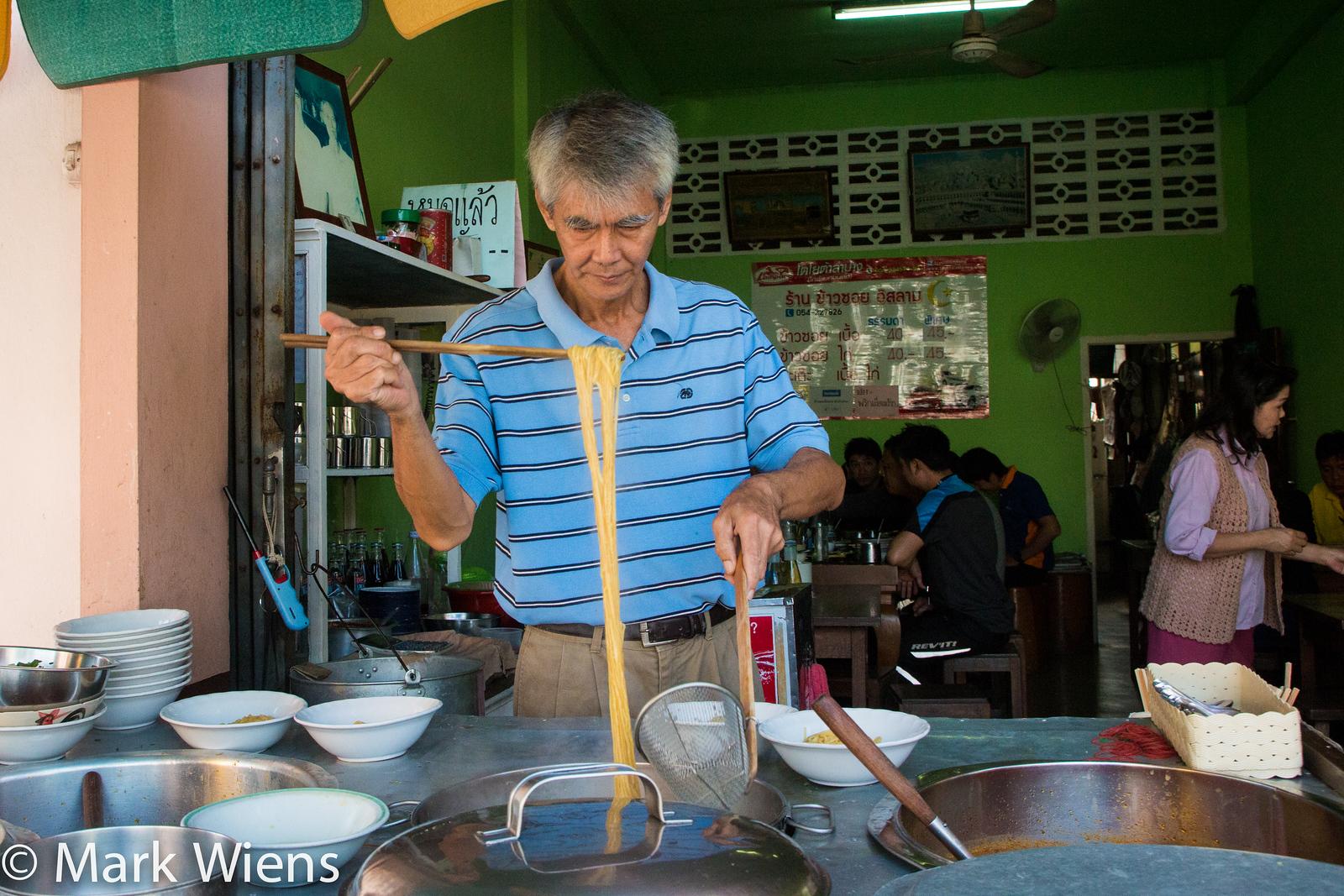 Khao Soi Islam (ข้าวซอยอิสลาม ลำปาง) - Lampang