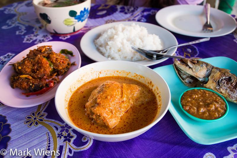 Lampang street food