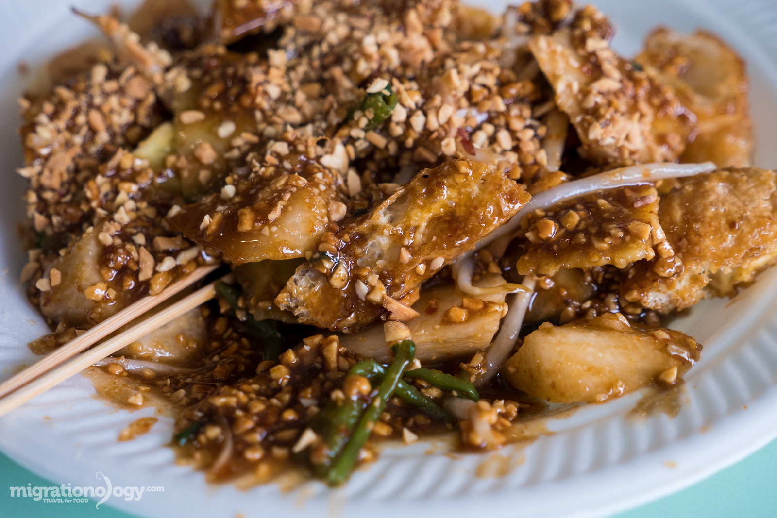 best rojak in Singapore