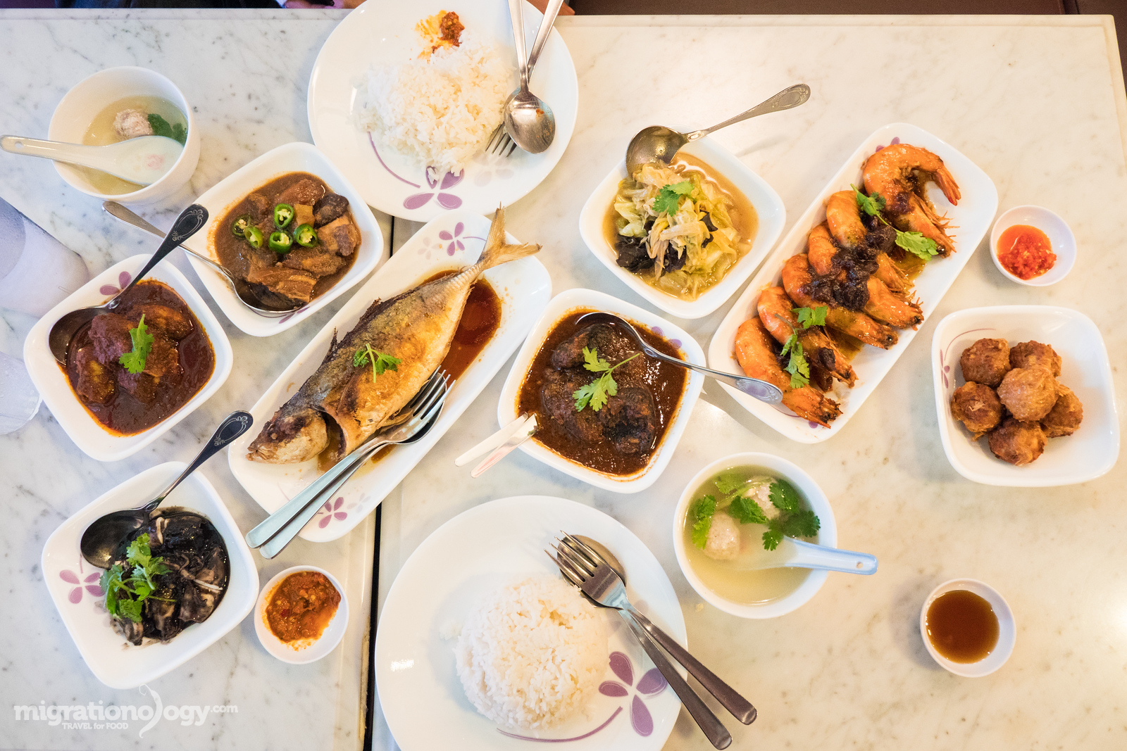 best Peranakan food in Singapore