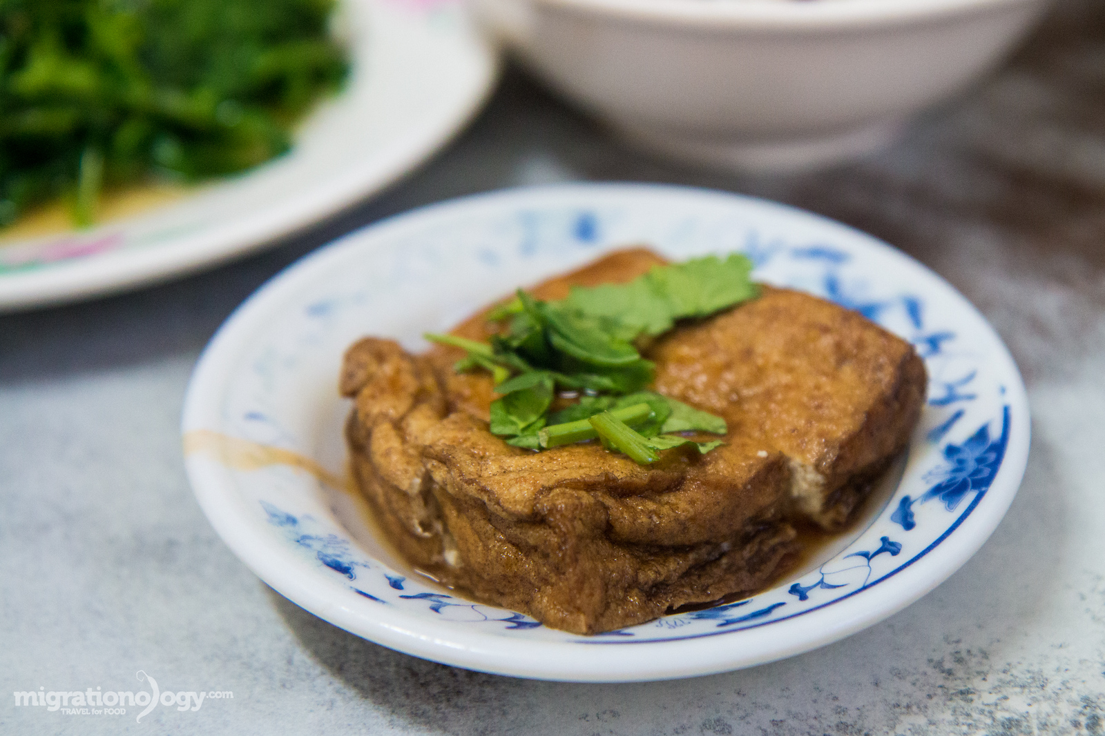 tofu in Taiwan