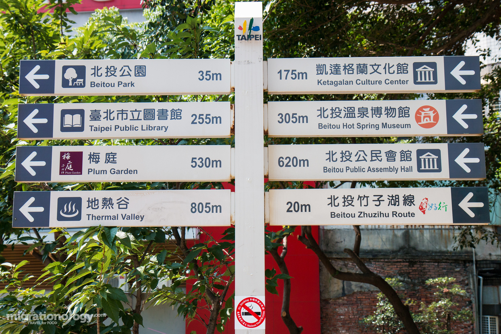 how to get to Beitou