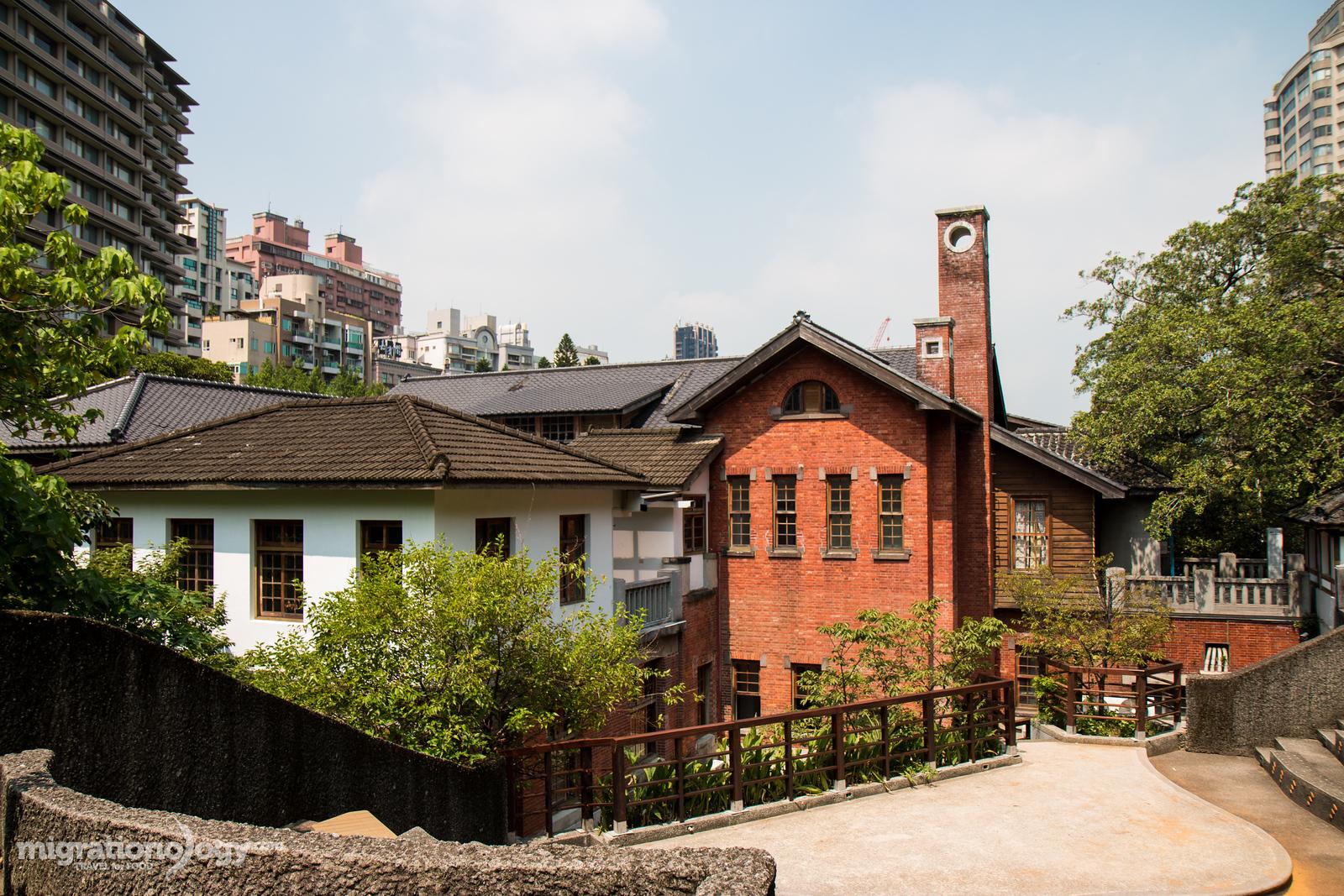 Beitou Hot Springs Museum