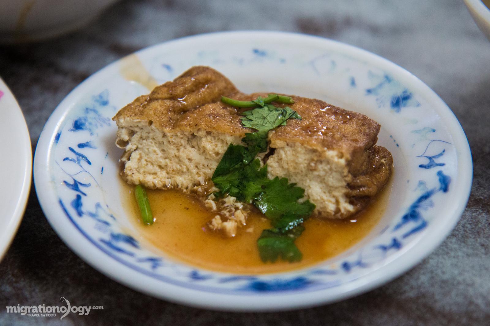 Taiwanese tofu