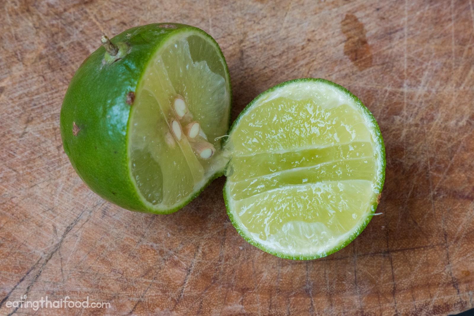Thai limes