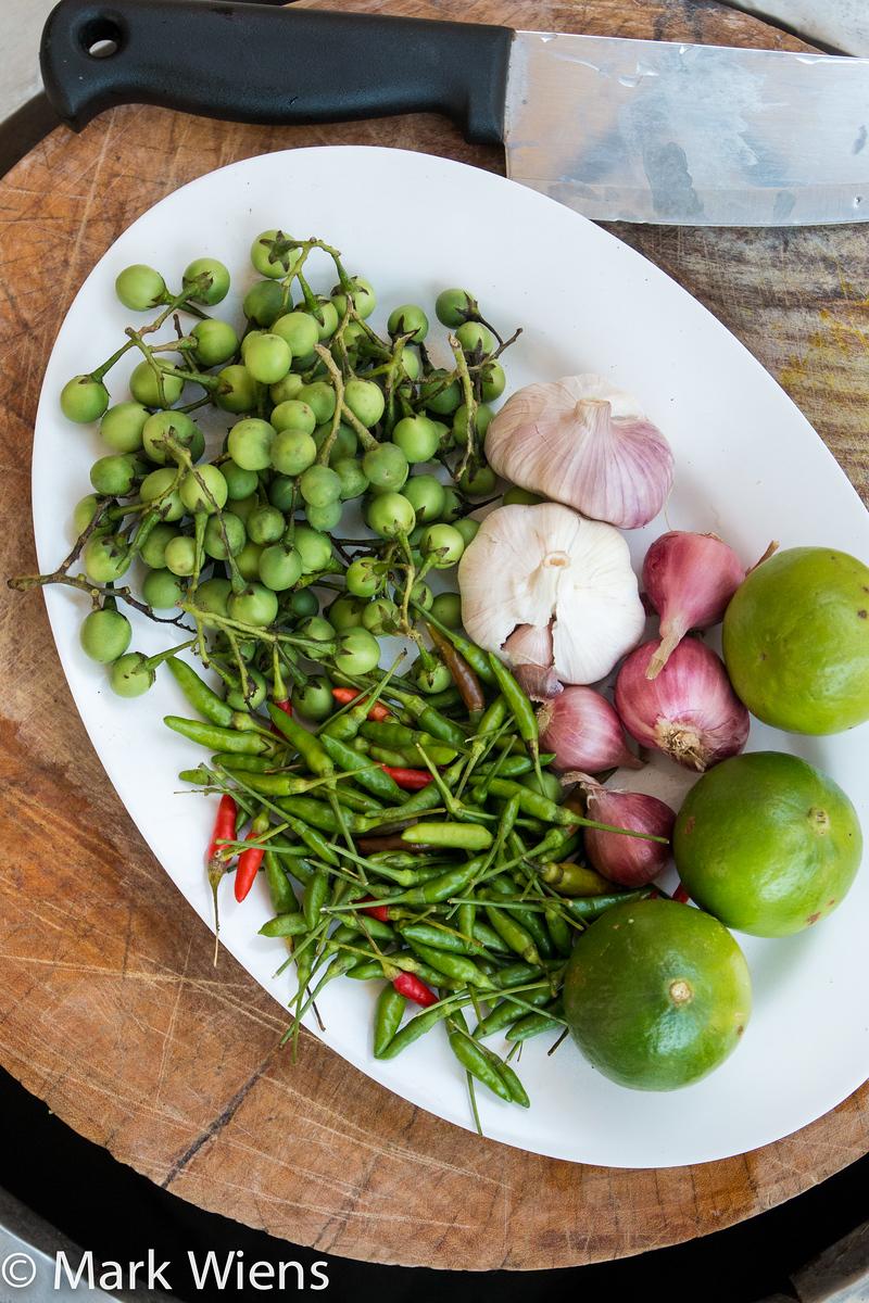thai nam prik recipe