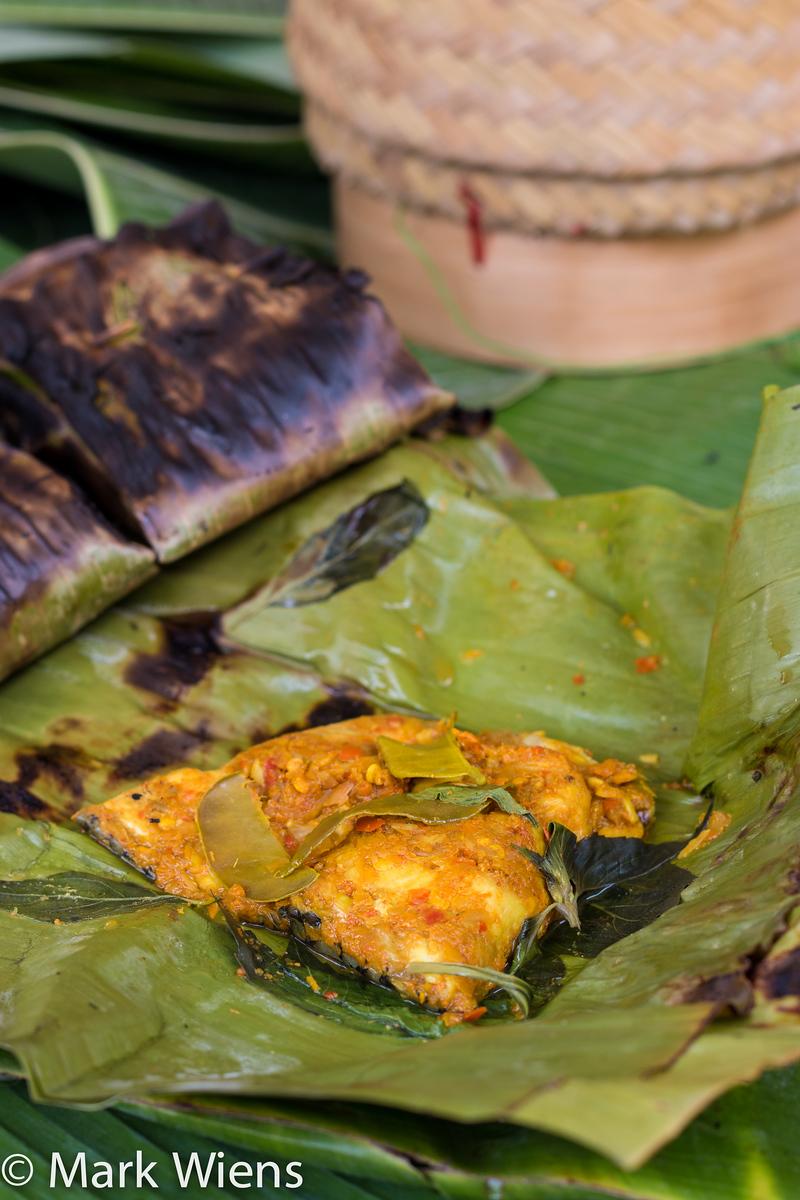 独特的泰国菜